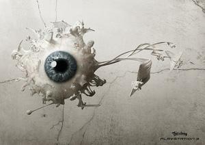 PS3 eye poster