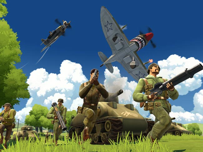Apart from the fact that EA blatantly ripped off the art style of Team Fortress 2 I was looking forward to playing Battlefield Heroes, not least because it is free. They […]