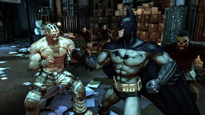 Mostly Batman: Arkham Asylum which is as good as everyone says it is. You can read my Batman: Arkham Asylum review or the Combat Guide and Hints & Tips. It is the […]