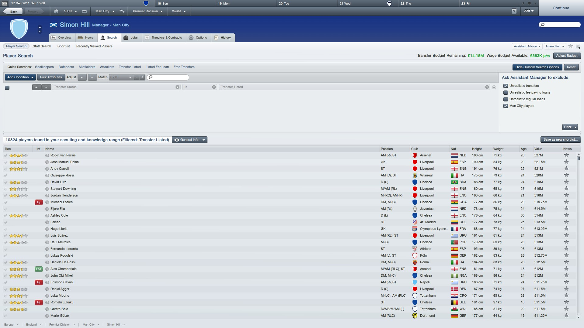 Buying Players Buying players in FM 2012 can actually be frustratingly tough. The addition of agents certainly makes the process tougher than it was before. The first thing to do...