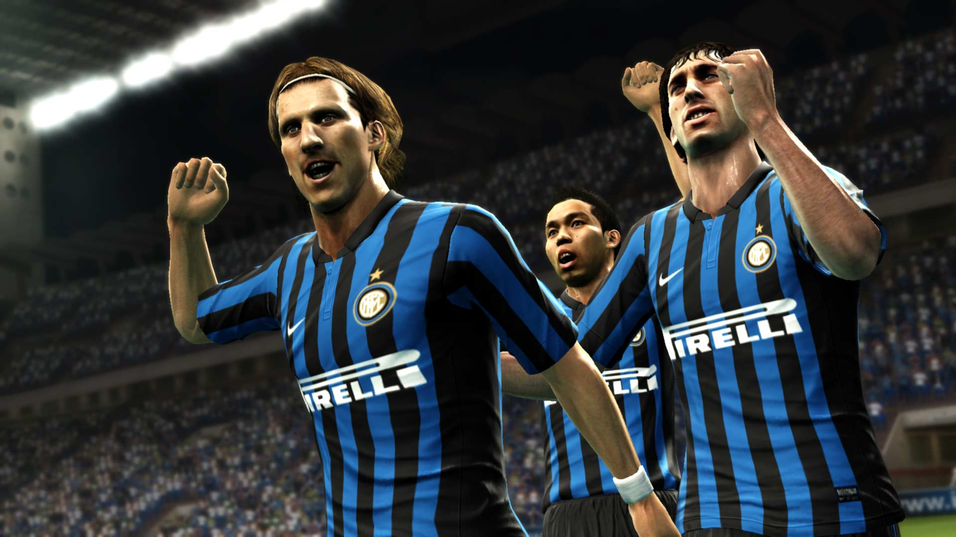 Another season, another version of PES. So is Pro Evolution Soccer 2012 the game to pinch the football crown back from FIFA? It depends on what you're looking for really. […]
