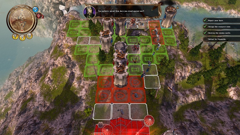 What's that? A tower defense game where you get to attack and defend? Blended with the Majesty universe you say? Defenders of Ardania is it? Well sign me up. Awesome...
