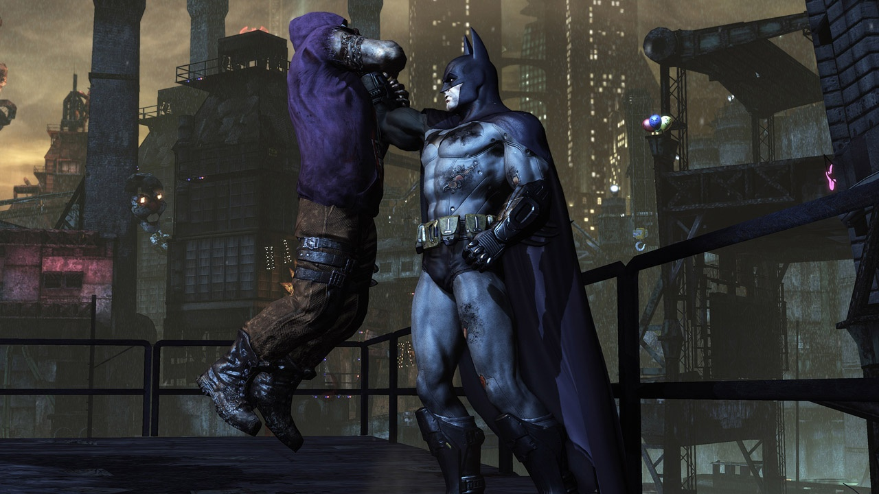 When Rocksteady released the original Batman: Arkham Asylum they finally nailed something that game developers had been trying and failing to do for years – they produced a super hero […]